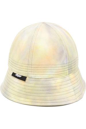 Msgm Men Hats - Tie-dye bucket hat