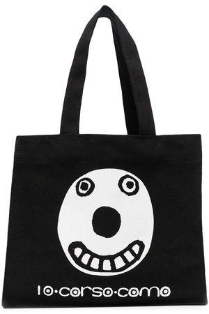 10 CORSO COMO Women Handbags - Graphic-print tote bag