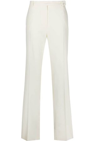PORTS 1961 Women Formal Trousers - Pressed-crease tailored trousers
