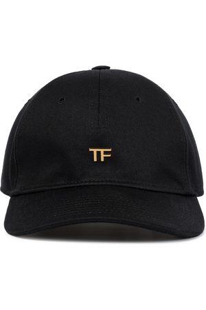 Tom Ford Women Hats - TF canvas baseball hat
