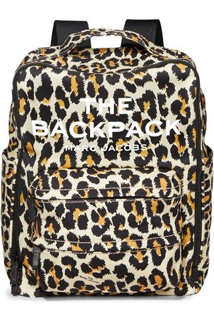Marc Jacobs The Backpack leopard print backpack