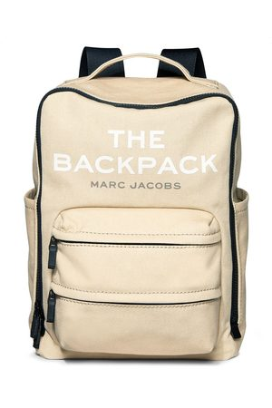 Marc Jacobs The Backpack logo backpack