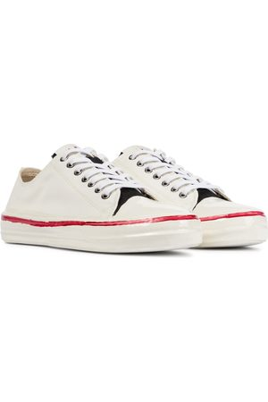 Marni Gooey canvas sneakers