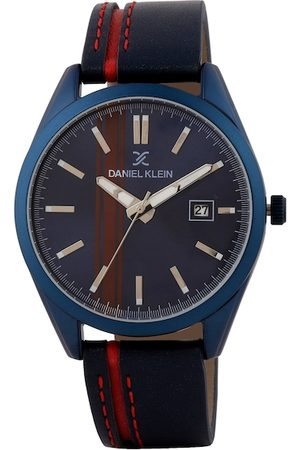 Daniel Klein Men Blue Analogue Watch DK.1.12494-6