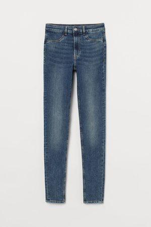 H&M Women Skinny - Super Skinny High Jeans