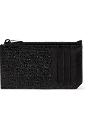 Saint Laurent Monogram-Debossed Leather Cardholder