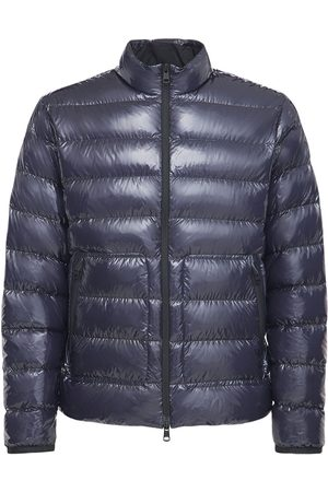 Moncler Agar Nylon Laque Down Jacket