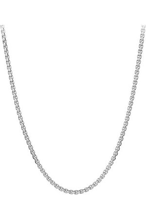 David Yurman Sterling Chain Necklace