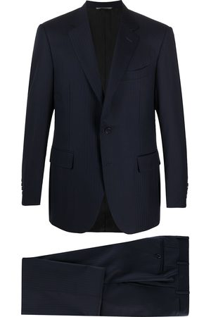 CANALI Men Suits - Single-breasted wool suit