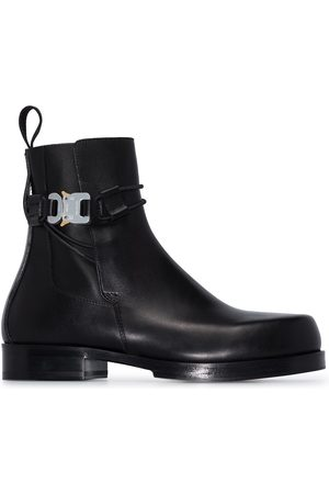 1017 ALYX 9SM Rollercoaster leather Chelsea boots