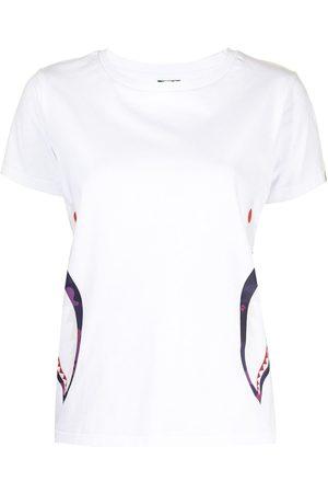 A Bathing Ape Shark print cotton T-shirt