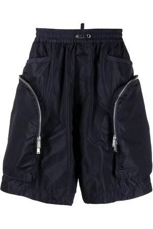 Dsquared2 Zip-pocket drawstring shorts