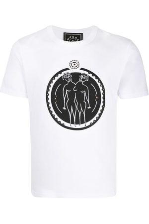 10 CORSO COMO Gemini print T-shirt