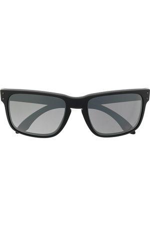 Oakley Men Sunglasses - Square-frame logo-embellished sunglasses