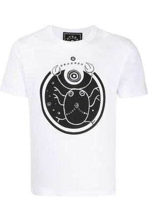 10 CORSO COMO Cancer print T-shirt