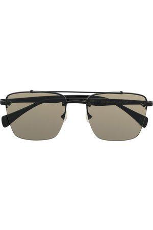 YOHJI YAMAMOTO YS7 square sunglasses