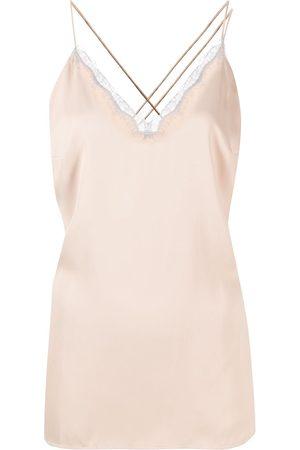 AERON Women Vests - Lace detail cami top