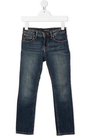Emporio Armani Skinny-fit denim jeans
