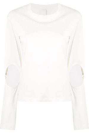 Dion Lee Women Jumpers - Cut-out detail jumper
