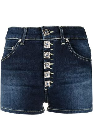 Dondup Button-front denim shorts