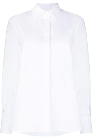 VALENTINO Bow-detail buttoned shirt