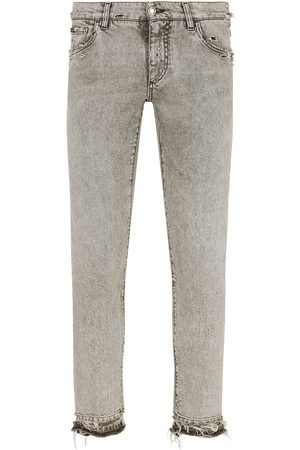 Dolce & Gabbana Low-rise skinny jeans