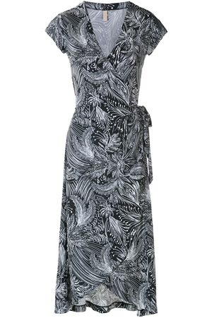 Lygia & Nanny Falcão printed dress