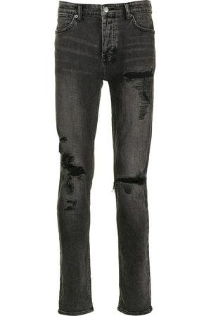 KSUBI Distressed skinny jeans
