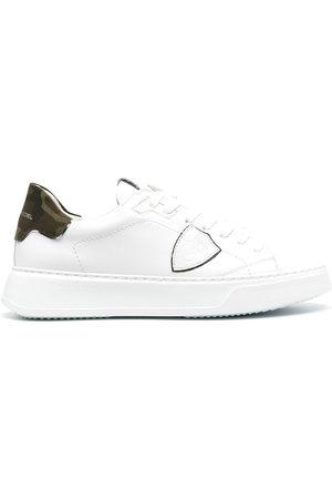 Philippe model Men Sneakers - Temple Veau low-top sneakers