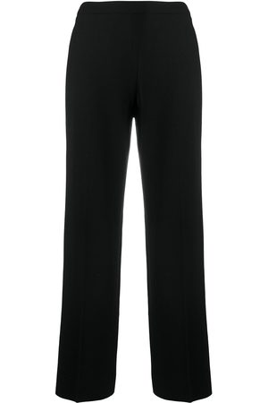 CHANEL Women Formal Trousers - Straight-fit tailored trousers