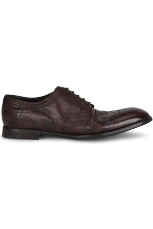 Dolce & Gabbana Men Brogues - Leather Derby brogues