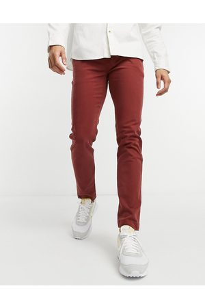 Levi's Levi's xx slim fit twill chino trousers in madder