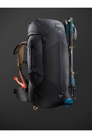 FORCLAZ By Decathlon Men Black Solid Backpack