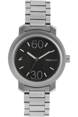 Fastrack Men White Analogue Watch NM3222SM02