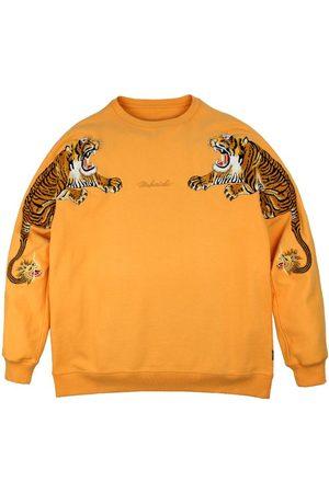 Maharishi Men Loungewear - 7055 Tiger Style Crew Sweat