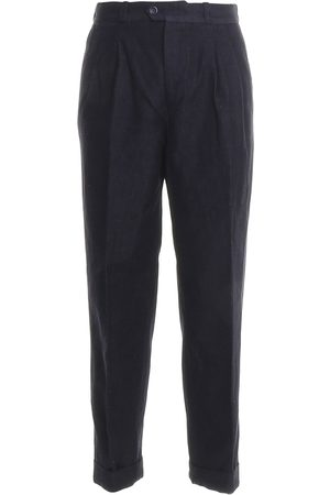 PT01 MEN'S COZLRTB00REWNU220360 COTTON PANTS