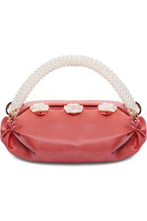 Women Tote Bags - Coral Small Nino Tote