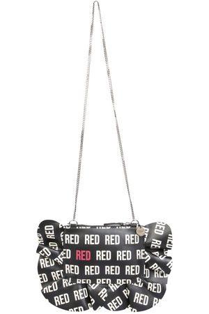 RED Valentino WOMEN'S UQ0P0A89UQF0NO OTHER MATERIALS SHOULDER BAG