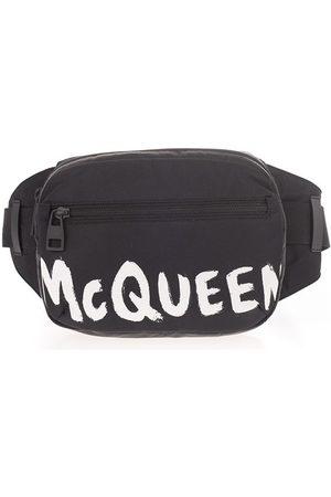 Alexander McQueen MEN'S 625512HWC2B1070 BELT BAG