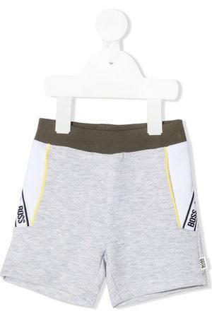 HUGO BOSS Shorts - Logo stripe shorts