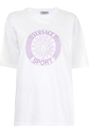 VERSACE Sport Medusa head print T-shirt