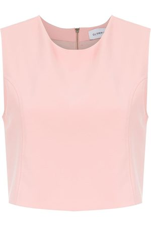 Olympiah Spezzia cropped top