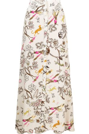 Dorothee Schumacher Tree Of Life skirt