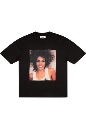 PALACE Men Short Sleeve - Whitney Houston T-shirt