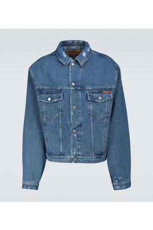 Golden Goose Men Denim Jackets - Bruce denim jacket