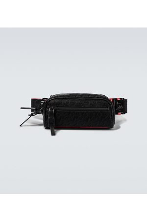Christian Louboutin Blaster technical belt bag