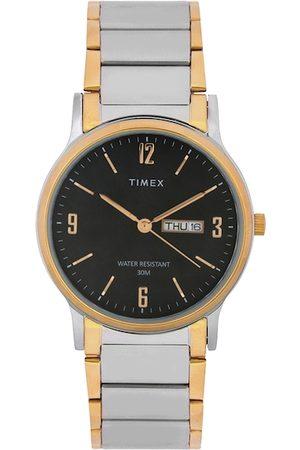 Timex Men Watches - Men Black Analogue Watch TW000R436