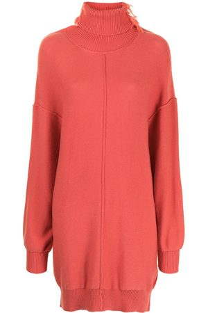 Y'S Oversized roll-neck jumper