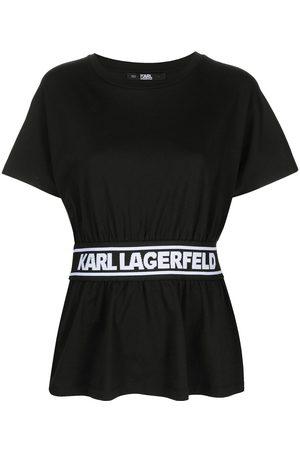 Karl Lagerfeld Logo tape T-shirt