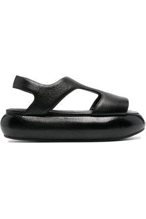 MARSÈLL Chunky-bubble sole open toe sandals